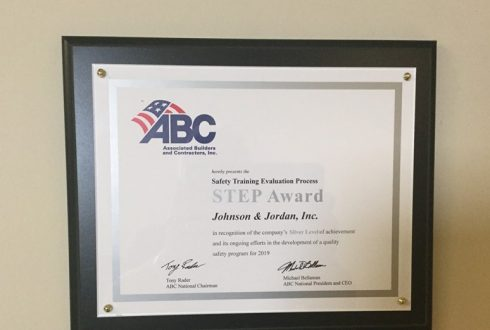 Associated Builders & Contractors Recognition