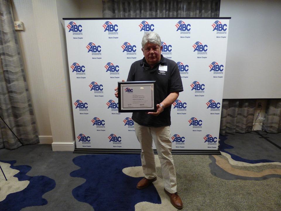 Associated Builders & Contractors  Award
